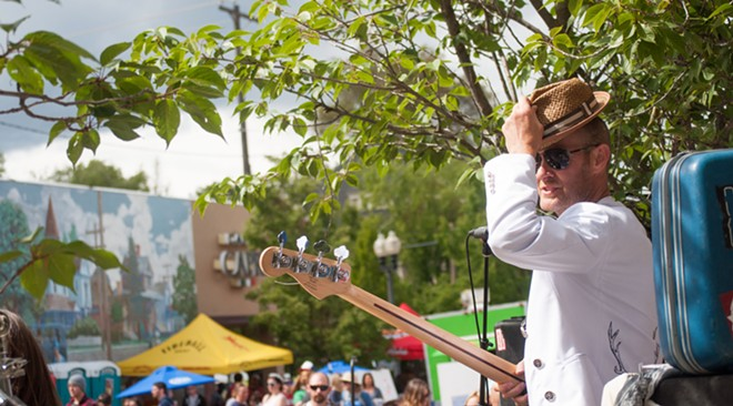No encore for Elkfest — and there probably never will be. - DANIEL WALTERS PHOTO