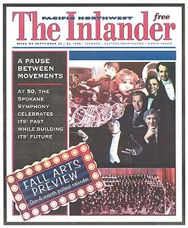 The Inlander, September 1995.