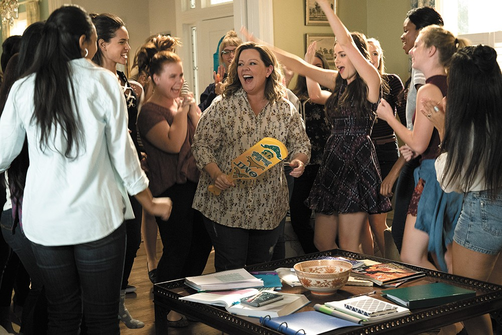 Fact: Melissa McCarthy is a comic treasure. So why does she keep writing and starring in lame comedies like Life of the Party?