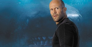 <i>The Meg</i> makes a mediocre addition to the shark-movie canon