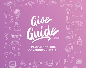 Give Guide 2018: A Source of Inspiration