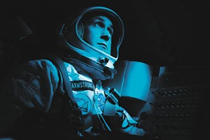 Damien Chazelle's Neil Armstrong biopic <i>First Man</i> is a rousing testament to an American hero
