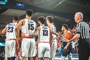 What teams are in Gonzaga's path if the Zags want to make a Final Four run?