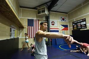 Training at Sikjitsu