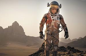 Matt Damon vs. Outer Space