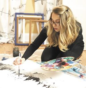 Ascending Artist: Tara Steinmetz