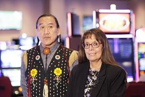Spokane Tribal Casino sneak peak