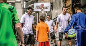 VIDEO: Hoopfest 2015 — Images from an Inlander intern, and player