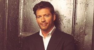 CONCERT REVIEW: Harry Connick Jr. got an eyeful of Spokane during his visit Monday