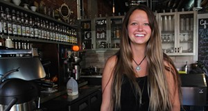Meet your barista: Promise Boutelle at Caffé Affogato