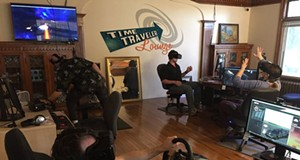The Time Traveler Lounge brings virtual reality to Spokane