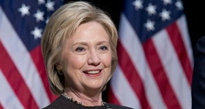 Hillary Clinton makes history, Daiquiri Factory guy in trouble again and other morning headlines