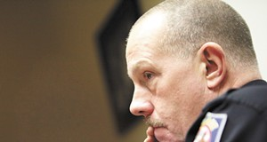 Straub report cites at least 25 times that city officials were alerted to the chief's concerning behavior