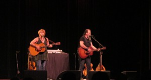 CONCERT REVIEW: Shawn Colvin & Steve Earle deliver vibrant show at the Bing