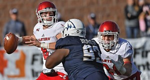 Monday Morning Place Kicker: 'Hawks make history, Eags and Cougs roll