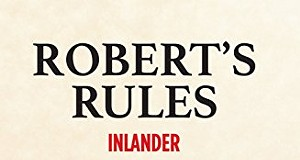 Robert's Rules: Auntie's hosts Inlander columnist's book release