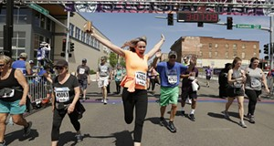 2018 Lilac Bloomsday Run