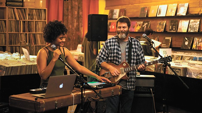 The musical indie dramedy Hearts Beat Loud is charming but slight