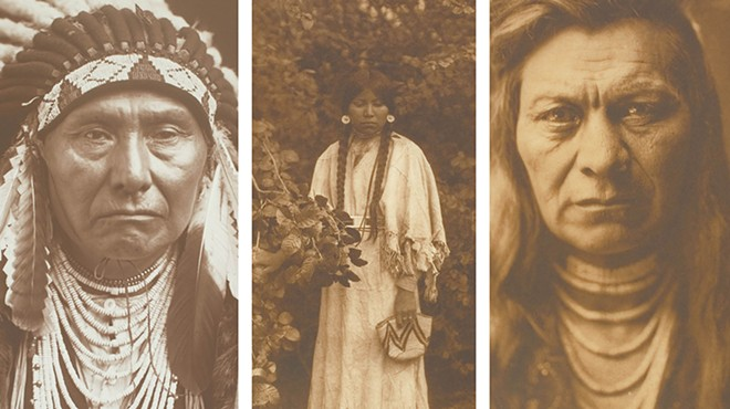 The Grand Idea is a stunning photography exhibit about Native culture that reveals a complicated relationship