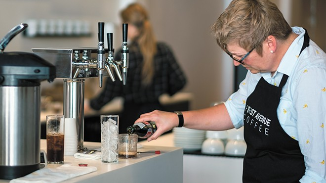 Roast House's new First Avenue Coffee in Spokane highlights rare coffee, creative drinks and good citizenship