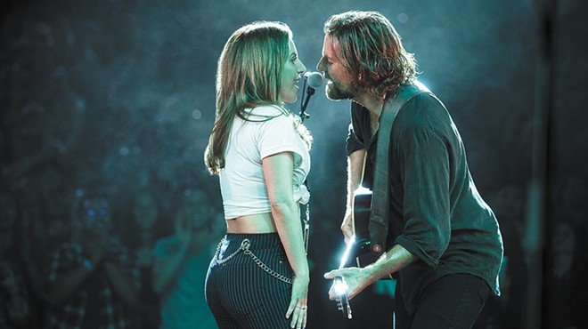 The latest go-round of A Star Is Born offers both escape and substance