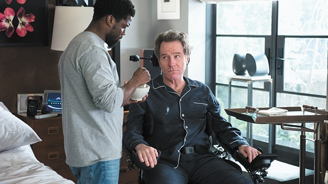 Wannabe inspirational drama The Upside is the cinematic equivalent of hospital Jell-O