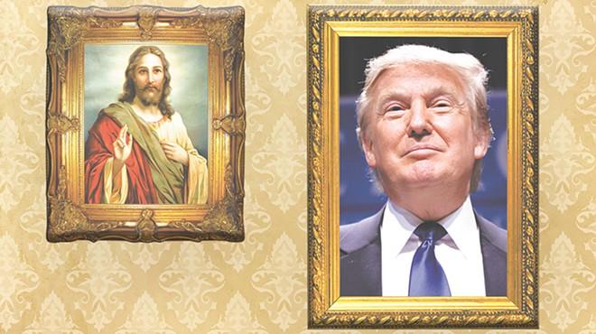 Trump vs. Jesus