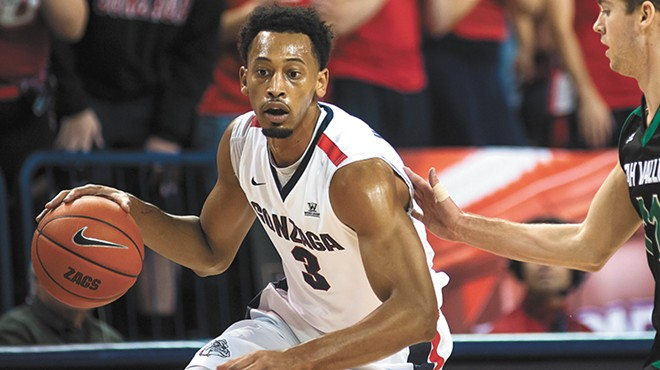 BASKETBALL | ZAGS' DEEP BENCH