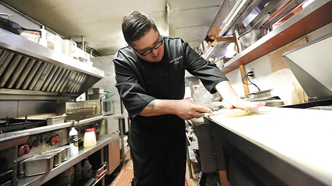 Meet Your Chef: Jesse Nickerson