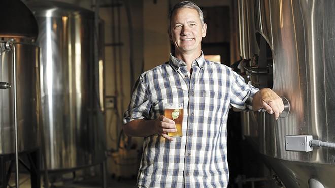 Meet Your Brewer: Mark Irvin