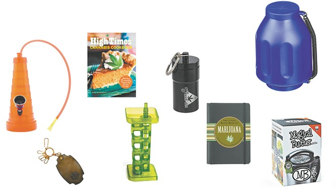 Gifts for the 4/20 Friendly