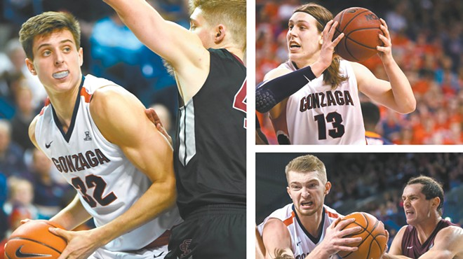 "With more Gonzaga players heading to the NBA, the ""mid-major"" moniker doesn't quite fit"