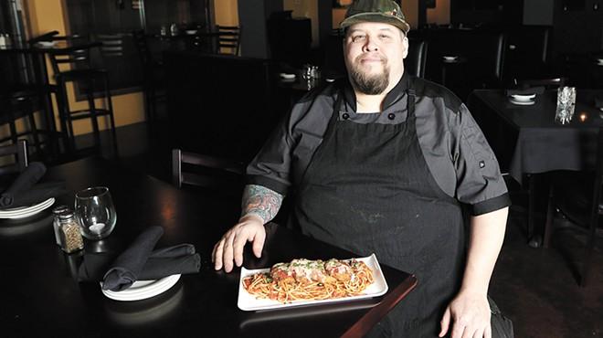 Meet Your Chef: Steve Van Zeveren from Uva Italian