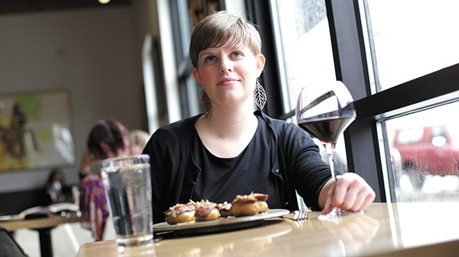 Dining out alone offers rare and delicious pleasures to those who dare