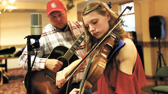 The Northwest Regional Fiddle Contest celebrates 50 years of traditional tunes this weekend