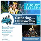 Gathering at the Falls Powwow