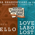 Shakespeare in the Parks: Love's Labour's Lost
