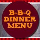 Barbecue Dinner Menu
