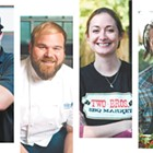 How a barbecue showcase arose from an experience with fire and a desire to grill foods