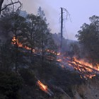 Mendocino complex fire in California is now largest in modern state history
