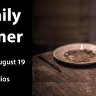 Family Dinner (Open Studios)