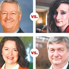 Where the four candidates for the Spokane County Commission stand on criminal justice