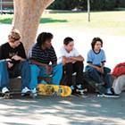 Writer-director Jonah Hill recaptures retro skate culture in the coming-of-age flick Mid90s