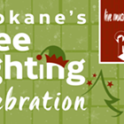 Spokane's Tree Lighting Celebration