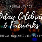 Holiday Celebration & Fireworks