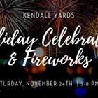 Holiday Celebration & Fireworks