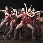 You'll either love or hate the sprawling, bloody reimagining of the horror classic Suspiria