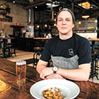 The Inlander gets to know the head chef of Iron Goat Brewing's Spokane kitchen