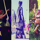 Yoga, Bellydance & Aerial Silk Classes