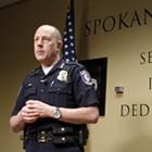 Spokane Police Chief Frank Straub resigns